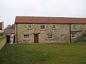 converted barns